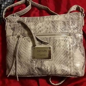 Nicole Miller purse nwt